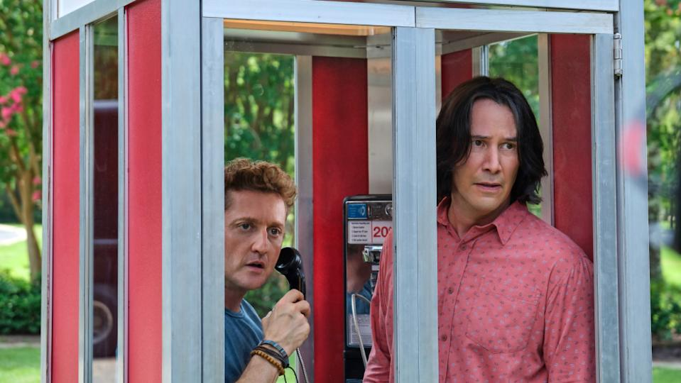 Bill & Ted Face The Music (Credit: United Artists)