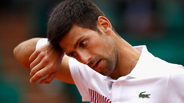 Djokovic. Image: Getty