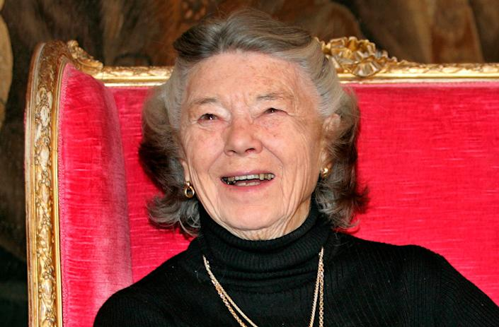 Bestselling novelist Rosamunde Pilcher, 94, who sold more than 60 million books around the world, died on Feb. 6, 2019.