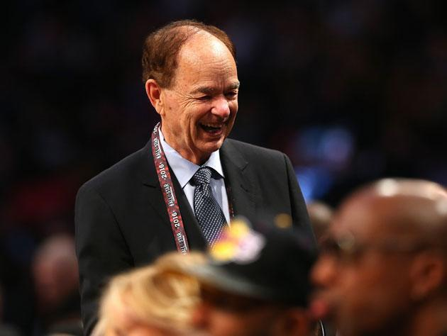 Glen Taylor helped keep the Timberwolves in Minnesota. (Getty Images)