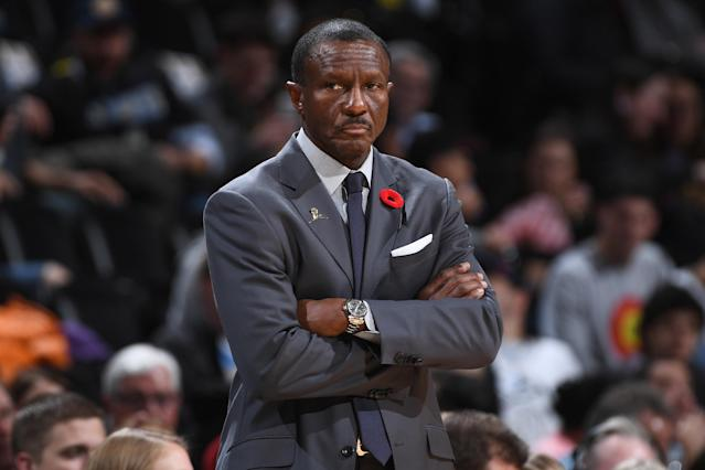 Dwane Casey led the Raptors to new heights. (AP)
