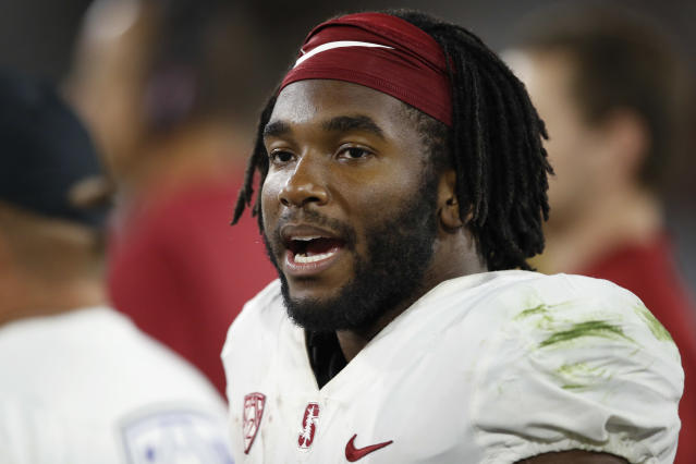 Can Bryce Love be the running back steal of the 2019 NFL draft? (Getty Images)