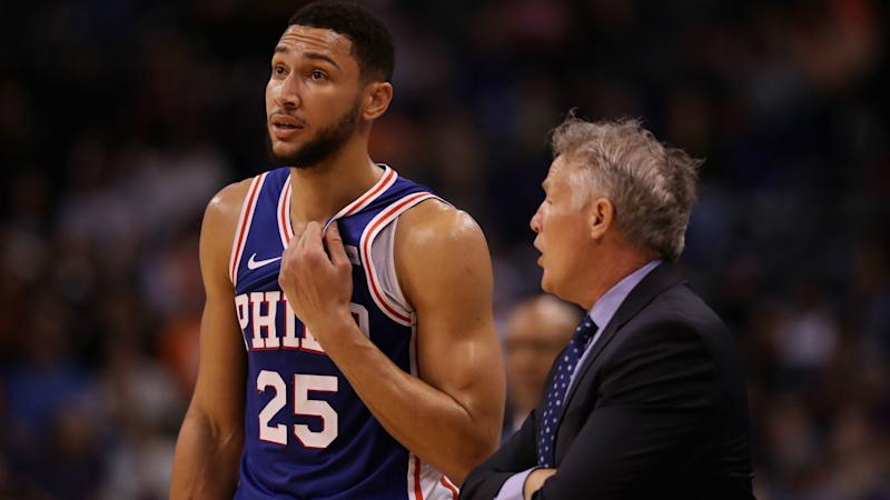 76ers still sound unsure how to expand Ben Simmons' game