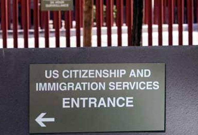 The proposal, circulated in the form of internal memo by the Department  of Homeland Security (DHS), seeks to end the provision of allowing  extensions to H-1B visa holders whose applications for green card had  been accepted.