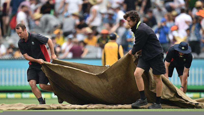 Bad weather is set to again disrupt the Boxing Day Test, with rain and storms forecast for day four.