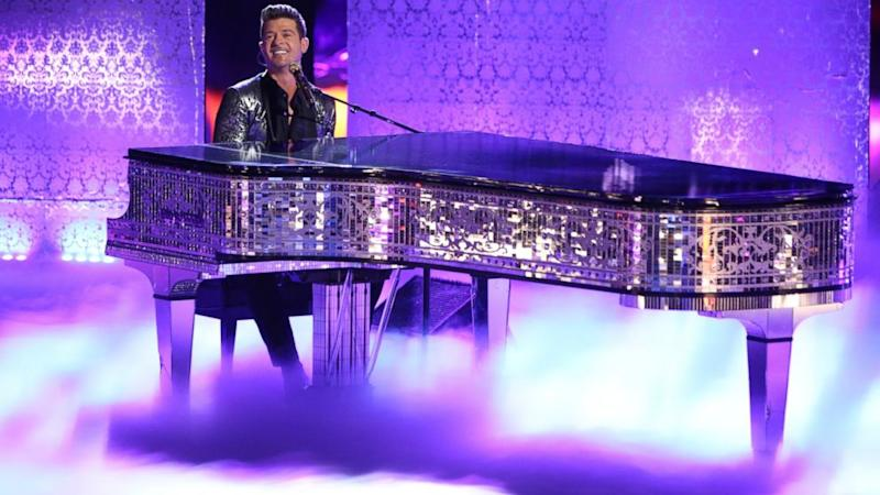 'The Voice' Recap: The Top 8 Perform (And So Does Robin Thicke!)