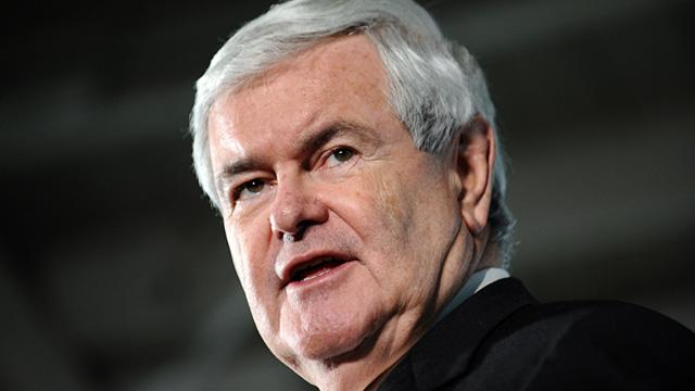 Newt-mentum: Gingrich Up in Polls as Support for Mitt Romney Drops