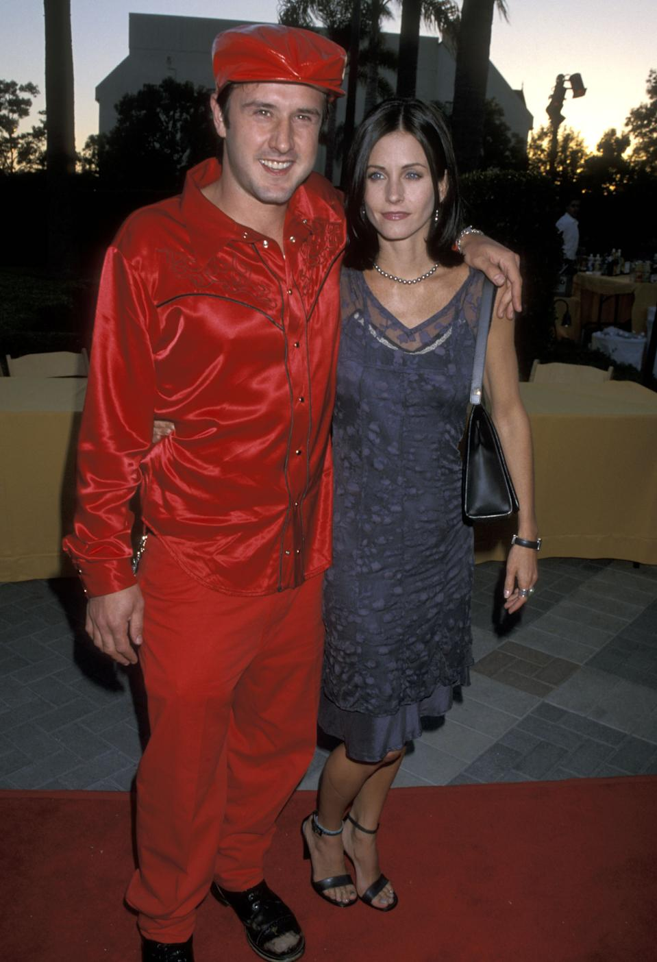 The dress was first worn in 1998 at the premiere of Snake Eyes. [Photo: Getty]
