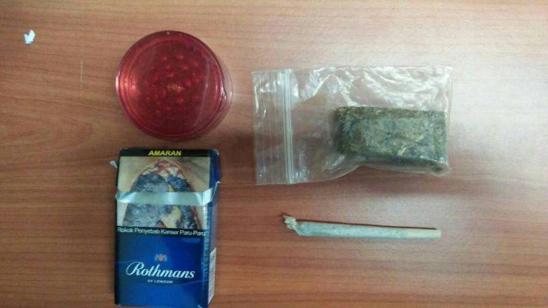 Yemeni student arrested over cannabis possession