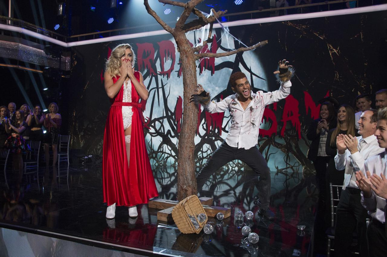"<a href=""https://people.com/tv/dancing-with-the-stars-season-25-cast-hamilton-grease-live-jordan-fisher/"">Jordan Fisher</a> and Lindsay Arnold danced the Paso Doble to ""Animals"" by Martin​ ​Garrix on <em>Dancing with the Stars</em>' Halloween night in 2017. Fisher, 25, was c<a href=""https://people.com/tv/dancing-with-the-stars-season-25-winner-jordan-fisher/"">rowned Mirrorball champ</a> and went on to host <em>DWTS: Juniors</em> in 2018."