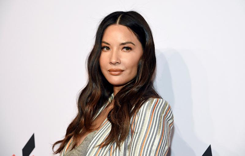 Honoree Olivia Munn attends the Apex for Youth 27th annual Inspiration Awards gala at Cipriani Wall Street on Wednesday, April 17, 2019, in New York. (Photo by Evan Agostini/Invision/AP)