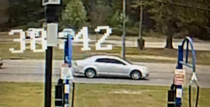 Law enforcement has released a photo of a car it wanted in connection with a road wrath shooting in North Carolina that killed a 48-year-old Pennsylvania woman. According to the Sheriff's Office, it is a silver 4-door Chevrolet Malibu manufactured on a North Carolina license plate between 2008 and 2013.