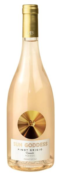 The rosé launched by Mary J. Blige and Fantinel Winery
