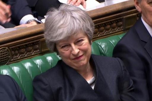 May will remain prime minister until a new leader is chosen