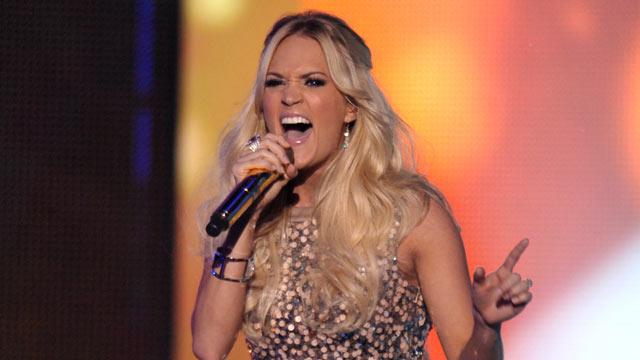 CMT Music Awards: Carrie Underwood Takes Video of the Year