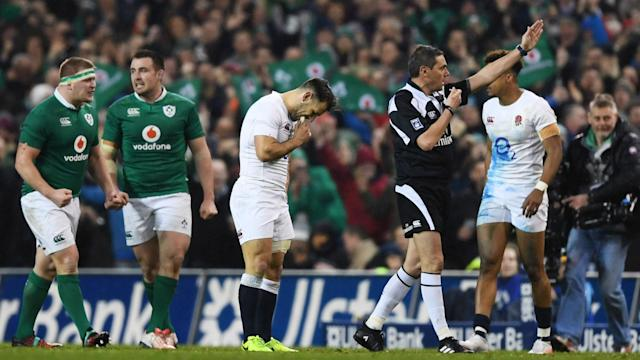 England's late show never arrived in Ireland, but their Dublin disappointment will help keep feet on the ground.