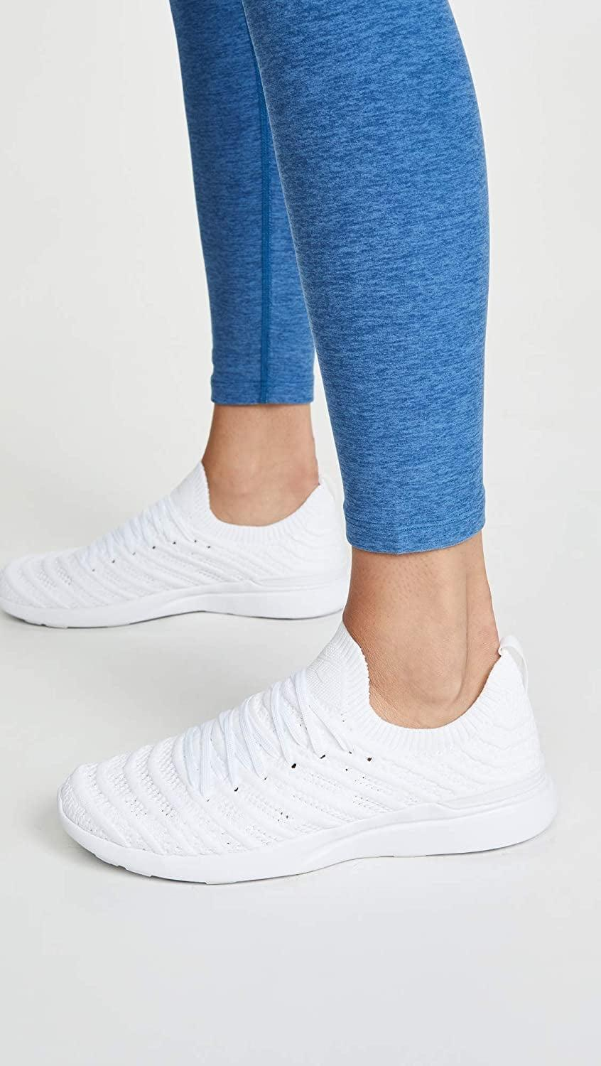 <p>We're obsessed with these <span>APL Techloom Wave Sneakers</span> ($230). Not only do they look great, they also hug your foot perfectly, so you can move with ease.</p>