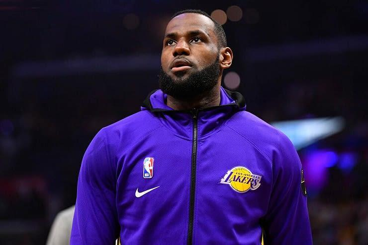 EMac gives his favorite NBA DFS picks for Yahoo + DraftKings + FanDuel daily fantasy basketball lineups including LeBron James for Thursday 2/4