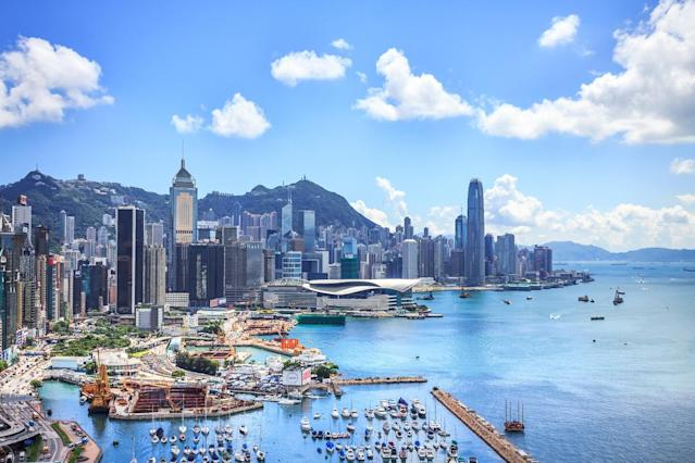 <p>No. 20: Hong Kong<br>Cost of a date: $110.80<br>(Getty) </p>
