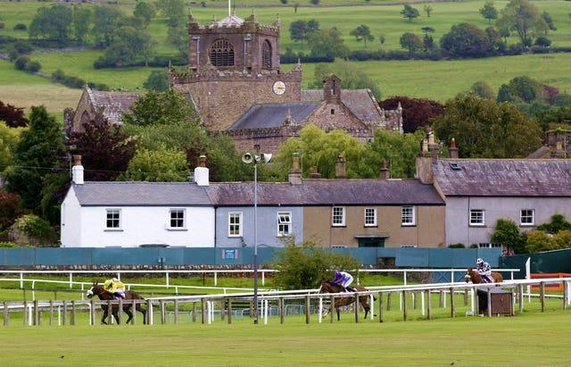 A race day at Cartmel will be one of the first events to take place after Covid rules ease, but plans are still being finalised