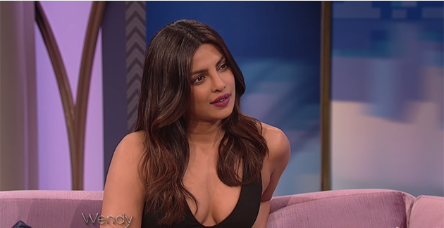 Priyanka Chopra says there's more to her than just being known as Prince Harry's girlfriend. Photo: YouTube