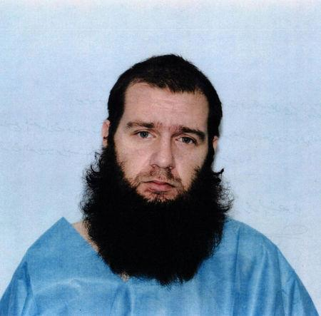 FILE PHOTO: Mahmoud Al-Farekh is pictured in this handout photo obtained by Reuters