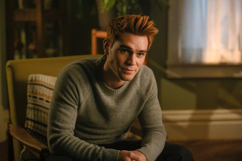 Archie Andrews (KJ Apa) will be dealing with the loss of his father this season on