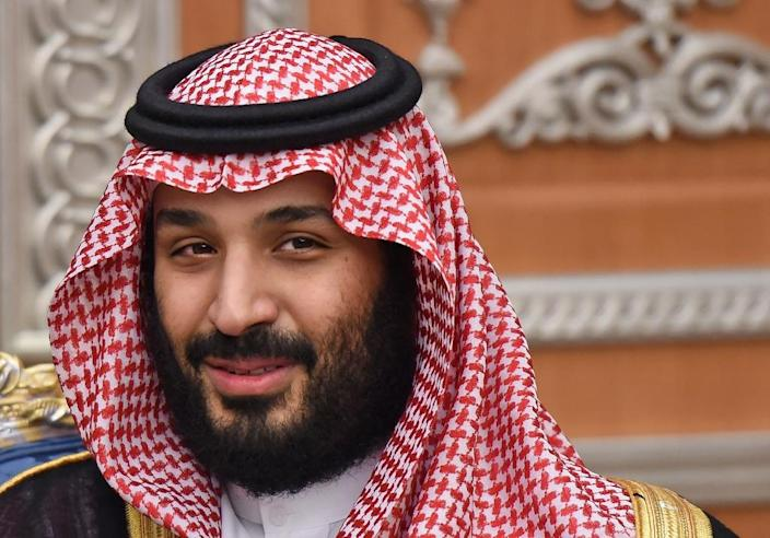 Saudi Crown Prince Mohammed bin Salman has embarked on a programme of social reform but the kingdom has cracked down on women's rights activists (AFP Photo/Fayez Nureldine)