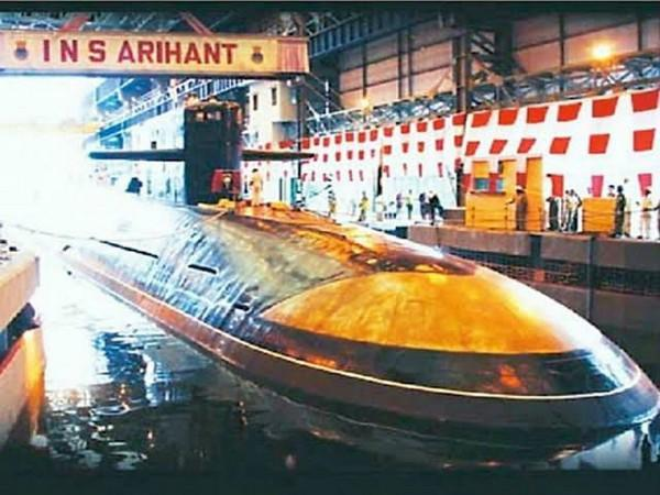 India's first Nuclear-powered Submarine, INS Arihant (File Photo)