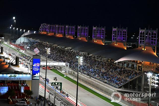 "49 Bahrain International Circuit en Sakhir <span class=""copyright"">Mark Sutton / Motorsport Images</span>"