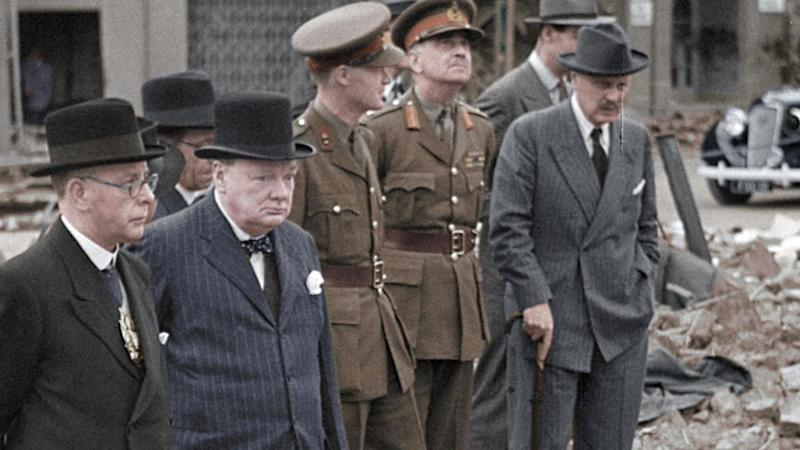New 'World War II in Color' Series Lands With Discovery U K