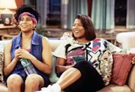 <ul> <li><strong>What to wear for Khadijah:</strong> A colorful '90s-inspired top, biker shorts, and long socks with sneakers.</li> <li><strong>What to wear for Synclaire:</strong> A button-up tank top, long shorts, and a headband.</li> </ul>