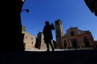 The Italian hilltop town fighting not to die