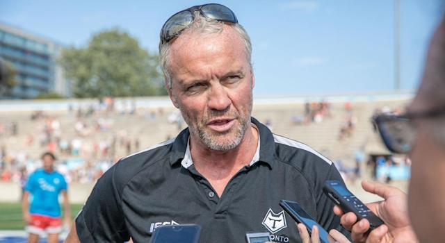 Toronto Wolfpack coach Brian McDermott is always up for a challenge. (Mathew Tsang/Toronto Wolfpack)