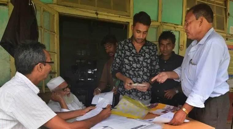 Assam NRC data, Assam NRC data back online, Assam news, Assam NRC list, Indian express