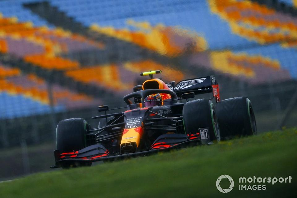 "P4 Alex Albon, Red Bull Racing RB16<span class=""copyright"">Andy Hone / Motorsport Images</span>"