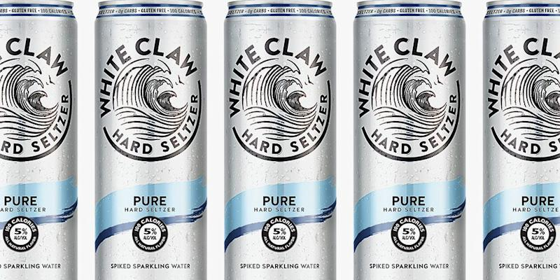 Photo credit: White Claw Hard Seltzer