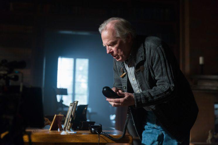 Michael McKean as Chuck McGill in AMC's Better Call Saul. (Credit: Michele K. Short/AMC/Sony Pictures Television)