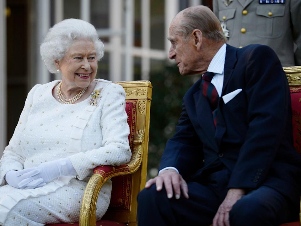 <p>Prince Philip opted out of a state funeral</p> (PA)