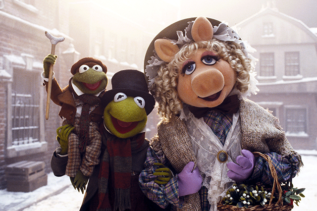 "<em><h3>The Muppet Christmas Carol,</h3></em> <strong><h3>1992</h3></strong><h3><br></h3><br>There are countless versions of <em>A Christmas Carol</em> in the world. Why not have yours with a Muppets twist? There's also the added benefit of Michael Cain playing surly old Scrooge.<br><br><strong>Watch It On:</strong> HBO Go.<span class=""copyright"">Photo: Jim Henson Productions/REX/Shutterstock.</span>"