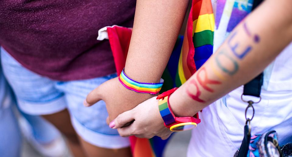 The U.S. Department of Health and Human Services' Women's Health website has stripped out information pertaining to lesbians and bisexual women. (Photo: Getty Images)