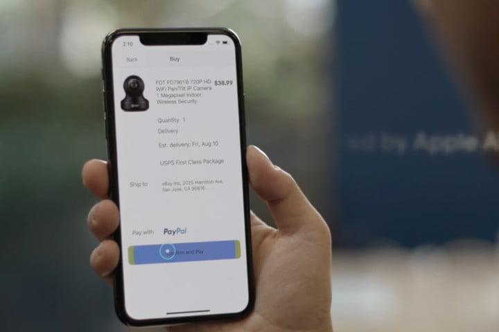 How to set up paypal on ebay iphone app