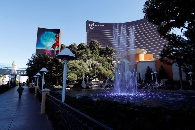 Wynn, NCR deals a sign of yet more risk returning to bond market