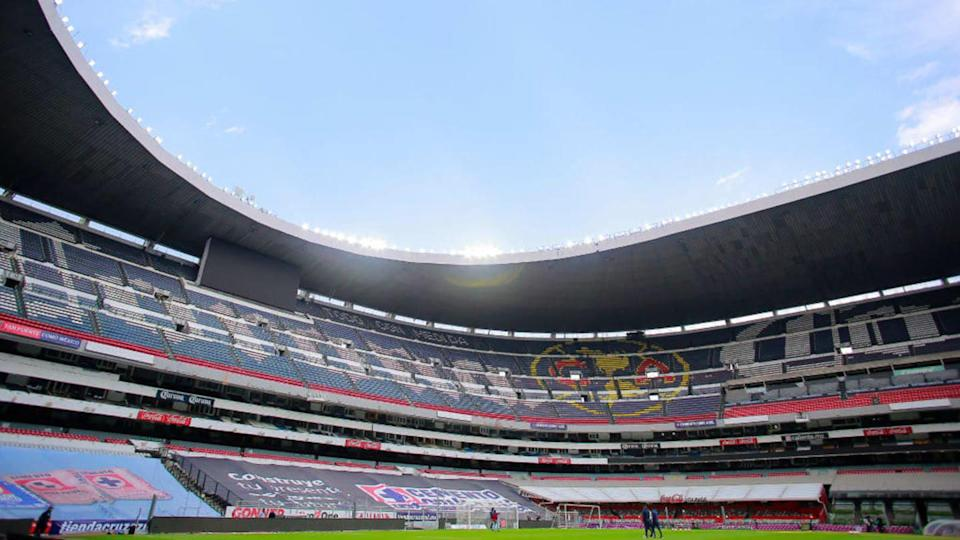 El Estadio Azteca. | Jam Media/Getty Images