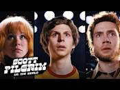 """<p>What's worse than first date jitters? Having to defeat all seven of your love interest's exes in a battle to the death—but watching Michael Cera do it is pretty funny.</p><p><a class=""""link rapid-noclick-resp"""" href=""""https://www.amazon.com/Scott-Pilgrim-World-Michael-Cera/dp/B009CGR416?tag=syn-yahoo-20&ascsubtag=%5Bartid%7C10063.g.34203723%5Bsrc%7Cyahoo-us"""" rel=""""nofollow noopener"""" target=""""_blank"""" data-ylk=""""slk:Stream it here"""">Stream it here</a></p><p><a href=""""https://www.youtube.com/watch?v=7wd5KEaOtm4&ab_channel=UniversalPictures """" rel=""""nofollow noopener"""" target=""""_blank"""" data-ylk=""""slk:See the original post on Youtube"""" class=""""link rapid-noclick-resp"""">See the original post on Youtube</a></p>"""