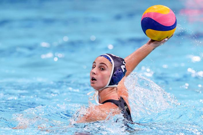 """<p>""""This team has always done a really great job of creating own energy ... I don't see it being a problem for to create an Olympic vibe, an Olympic spirit within our team. I don't see it being a problem for me,"""" said water polo player Musselman.</p>"""