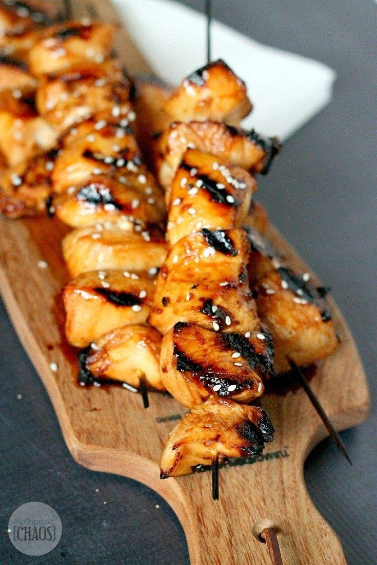 """<p>Sweet and spicy scores every time.</p><p>Get the recipe from <a href=""""http://www.myorganizedchaos.net/2015/05/honey-sriracha-grilled-chicken-skewers#_a5y_p=4384564"""" rel=""""nofollow noopener"""" target=""""_blank"""" data-ylk=""""slk:My Organized Chaos"""" class=""""link rapid-noclick-resp"""">My Organized Chaos</a>.</p>"""