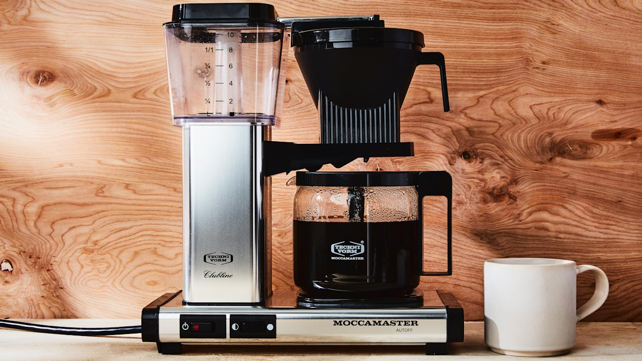 """<p>Some might disagree, but coffee is not breakfast. Having your first cup of coffee does render you capable of actually cooking breakfast, however. We tested a ton of drip coffee makers and found one that does all of the work for you—and quite simply makes a great pot of java that will get you through the rest of your day.</p> <p><strong><a href=""""https://www.epicurious.com/expert-advice/the-best-drip-coffee-maker-article?mbid=synd_yahoo_rss"""">Read our full review of the best coffee makers here.</a></strong></p> <a href=""""https://www.epicurious.com/expert-advice/the-best-drip-coffee-maker-article?mbid=synd_yahoo_rss"""">See article.</a>"""