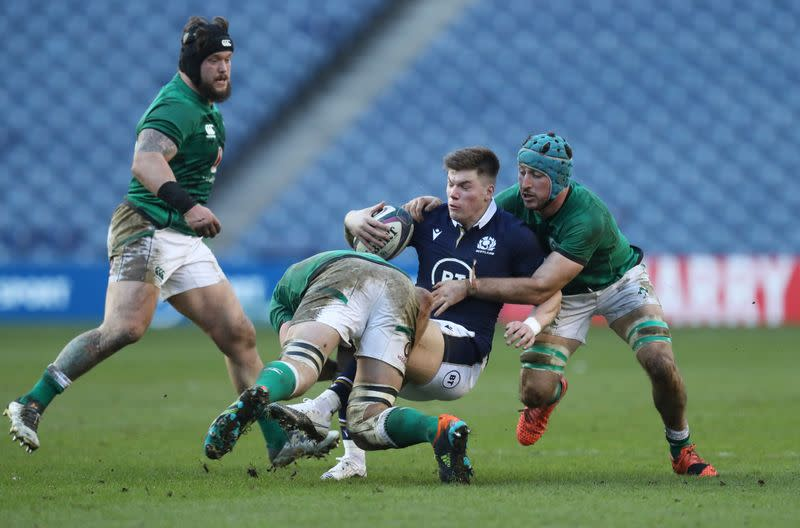 Six Nations Championship - Scotland v Ireland