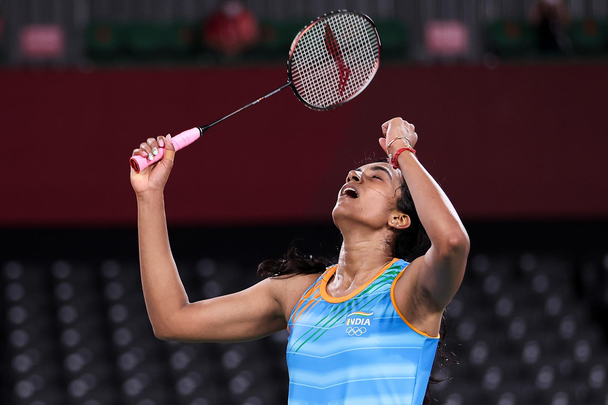 In pictures: PV Sindhu wins historic bronze medal